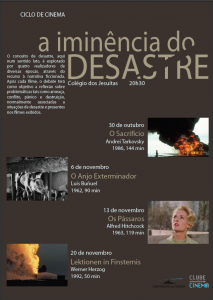 CartazCicloCinema_desastres